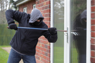 how to protect your home using home security system